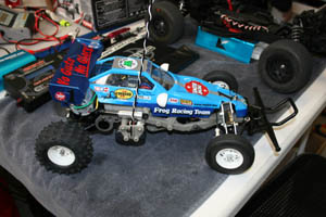Tamiya The Frog (réédition).
